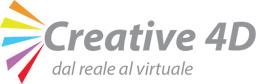 Creative4D Logo
