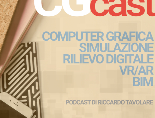 Podcast sulla Grafica 3D, BIM e Cinema 4D